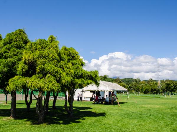 岡志別の森運動公園