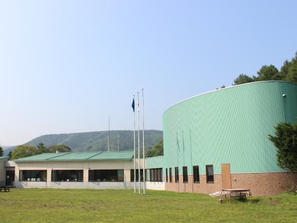 ネイチャーセンター(ふぉれすと鉱山)